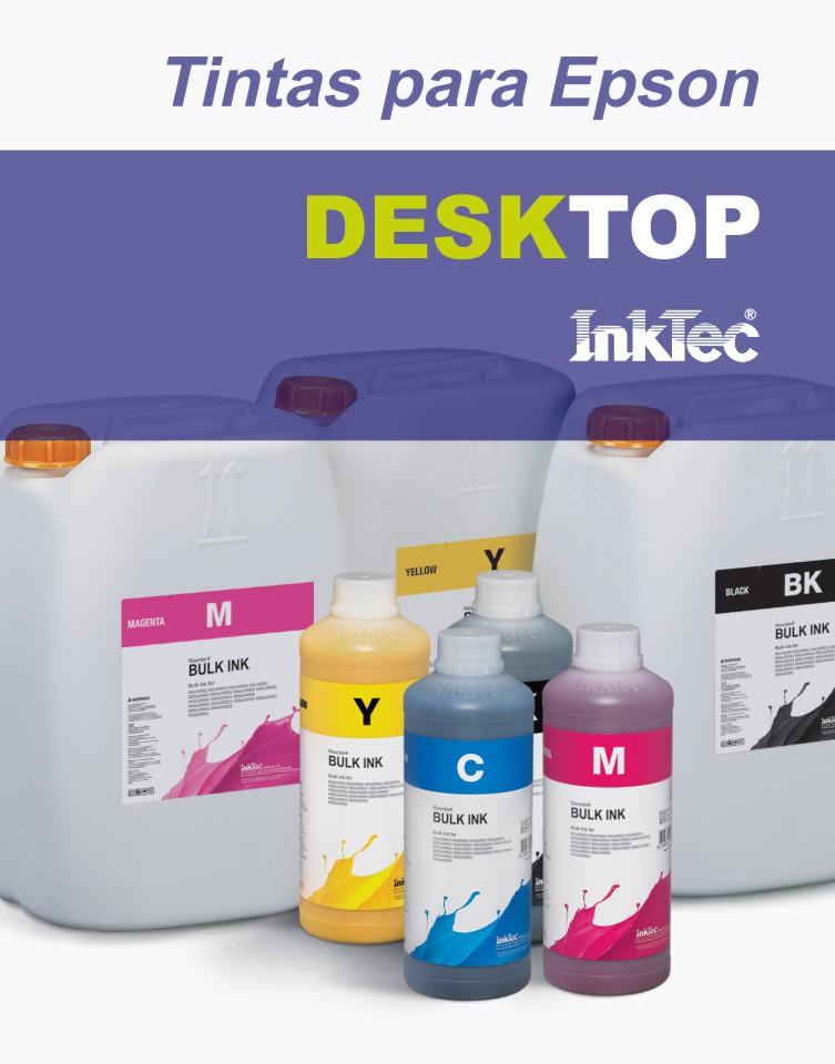 Tintas para impresoras Epson