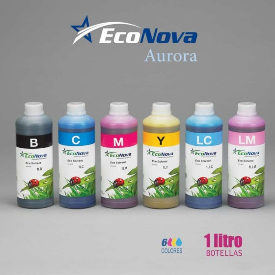 Econova Aurora botella de litro