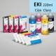 EKI Cartucho de tinta pigmentada compatible con plóters Epson Stylus Pro 7880/9880, PX-7550/9550 - Cartucho 220ml - cian-claro - inktec