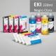 EKI Cartucho de tinta pigmentada compatible con plóters Epson Stylus Pro 7880/9880, PX-7550/9550 - Cartucho 220ml - negro-claro - inktec
