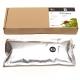 ESE Tinta eco-solvente EcoNova ID para plóters Roland, Mutoh y Mimaki (DX4/DX5) - Bolsa de 1 Litro - negro