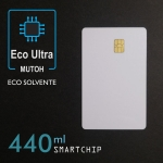 Chip para plóters Mutoh VJ, 440ml-tinta ecosolvente - negro