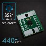 Chip SS21 de 440ml para plóters Mimaki - negro