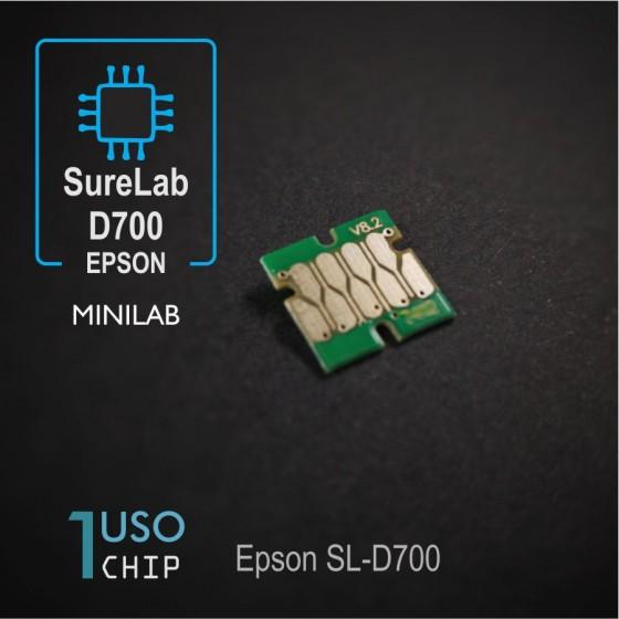 Chip para impresoras Epson Surelab D700