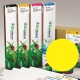 ESE Cartucho de tinta eco-solvente EcoNova ID para plóters Roland y Mutoh (compatibles con EcoSolMax)) - Cartucho 440ml - amarillo