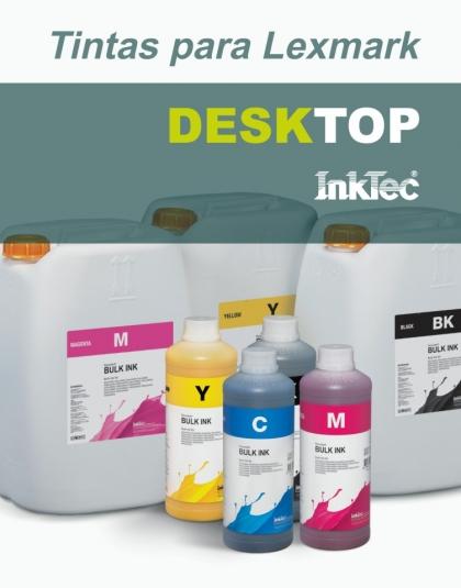Tintas para impresoras Lexmark