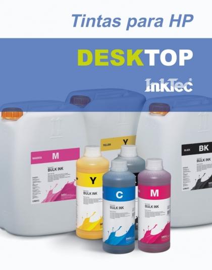 Tintas para impresoras HP