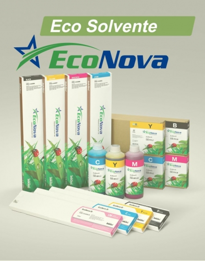 Tintas Eco-Solventes