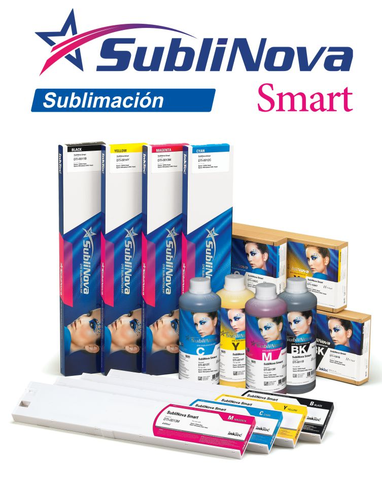 SubliNova Smart