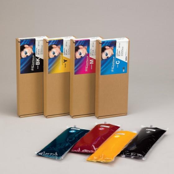 Tintas Inktec Pigmentadas Bulk Pack